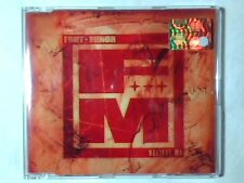 FORT MINOR Believe me cd singolo PR0M0 1 TRACK LINKIN PARK COME NUOVO LIKE NEW!!