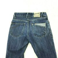 MEN'S SHIFT LODOWN MOTORCYCLE RIDING JEANS Size 32 X 32 Inseam CD16