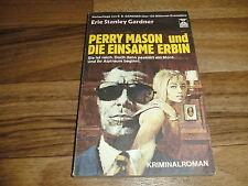 Erle Stanley Gardner -- PERRY MASON und die EINSAME ERBIN // von 1976
