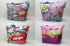 Fabrizio XXL Mega Strandtasche, Badetasche, Shopper, extra groß