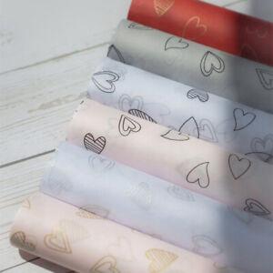 1 feuille de Funky design fleurs et roses Wrap Papier Cadeau