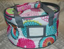 New listing New w/ Tags Thirty-One Insulated Round Water Resistant Tote for Picnic or Lunch