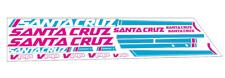 New custom Santa Cruz Nomad C vpp frame stickers decals mtb bike