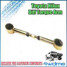 "Toyota Hilux LN106 RN106 4WD Front Heavy Duty Torque Arm Diff Locator 2"" 3"" Lift"
