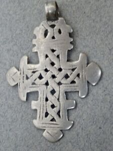 Ethiopia Cross Coptic