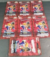 7pks of 4 Booster Packs YuGiOh Speed Dual Scars of Battle 1st Edition Konami TCG