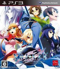 Used PS3 XBLAZE CODE EMBRYO SONY PLAYSTATION 3 JAPAN JAPANESE IMPORT