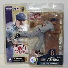 Derek Lowe Boston Red Sox McFarlane Action Figure Debut new MLB Series 5 2003