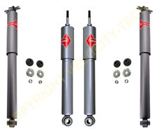 KYB GAS-A-JUST HEAVY DUTY SHOCKS 00-05 FORD EXCURSION 2WD FRONT & REAR SET OF 4