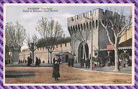 Avignon - Porte et repart Saint Michel