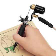 Beginner Tattoo Kit Gun Equipment Power Supplies Cartridge Grip with Needle