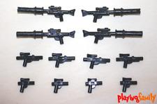 LEGO STAR WARS 12 LEGO® Blaster passend zu den Sets 75267, 75280, Waffen, Gewehr