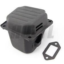Muffer Muffler Exhaust Silencer Gasket For STIHL 038 038AV MAGNUM MS380 NEW