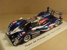Spark #S2593 1/43 Resin Peugeot 908, 3rd '11 LeMans, Peugeot Sport - PlayStation