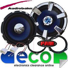 FORD C-MAX 2003 Audiobahn 17cm 360 WATT 2 vie Porta Posteriore Car Speaker UPGRADE KIT