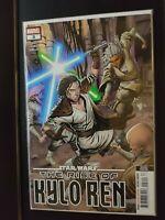 Star Wars Rise of Kylo Ren #3 2nd Printing Avar Kriss High Republic Mint