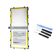 HA32ARB SP3496A8H 1S2P Battery For Samsung Google Nexus10 Tablet GT-P8110 +Tools