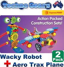 Robotics Multi-Coloured Building Toys