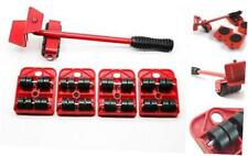 Convenient Moving Tools Heavy Move Furniture Can Easily Lift Heavy Objects Red