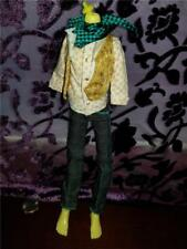 Monster High-Forbitten Love Clawd Wolf Boy Outfit-Clothes-Pants,Vest,Shirt #1076