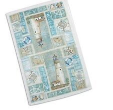 NEW - Kay Dee Designs Coastal Lighthouse Kitchen Terry Towel