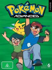 Pokemon - Advanced : Season 6 (DVD, 2010, 6-Disc Set) - Region 4