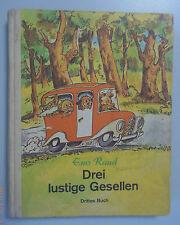 Drei lustige Gesellen ~ Drittes Buch ~ Eno Raud / Verlag Perioodika / Tallinn ~