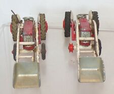 TRAC01 - Corgi Toys Massey Ferguson tractors (2)