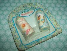 Ultra Rare Vintage 1980s Kutsuwa Beautiful Sunday Sealed Crayon erasers rubbers