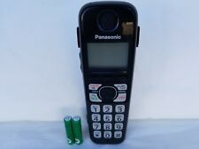 KX-TGA470B OEM PANASONIC HANDSET WITH BATTERIES AND BELT CLIP A2.11
