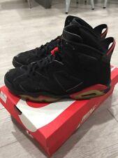 2000 Nike Air Jordan VI 6 Retro+ BLACK DEEP INFRARED Size 13 Nike Air
