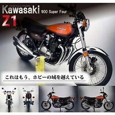 KAWASAKI Z1 Motorcycle 1972YR 1/6 scale figure Museum model Candy orange NEW