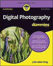 Digital Photography for Dummies by King, Julie Adair -Paperback