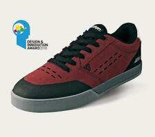 Afton Keegan MTB Cycling Shoes Black/Maroon/Grey Black/Maroon/Grey 13
