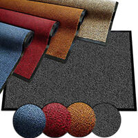 Large Small Medium Heavy Duty Ant Slip Rubber Barrier Mat Rugs Home Hall Kitchen