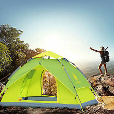 Gazelle Outdoors Camping Hiking Instant Pop Up Tent - Quick Sun Shelter Umbrella