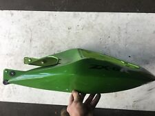 ZXR636 2005 KAWASAKI MOTORCYCLE TRACKBIKE SPORTS BIKE DUCKTAIL.