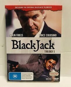 Blackjack Trilogy 1 DVD Region-4