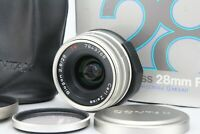 [Boxed MINT++] Contax Carl Zeiss Biogon T* 28mm F/2.8 G Lens for G1,2 from Japan