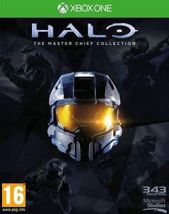 Xbox One : Halo: The Master Chief Collection (Xbox VideoGames Quality guaranteed