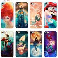 Custodia Cover Design Sirena Mare Per Apple iPhone 4 4s 5 5s 5c 6 6s 7 Plus SE