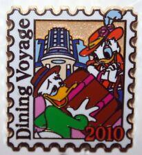 Tokyo DisneySea - Dining Voyage 2010 - Donald & Daisy