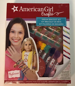 American Girl Crafts Dream Bracelet Kit - New Unopened
