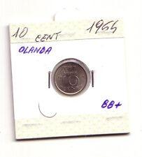 Olanda Nederland   10 cent  1964      BB+    (m476)