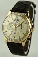 Chronograph-universel tri-COMPAX-pour 1945 - 18k rosé or