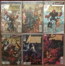 Avengers Academy 1-39, 14.1, Giant-size 1, complete series, Marvel