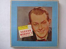VINTAGE RCA VICTOR RECORDS VAUGHN MONROE'S DREAMLAND SPECIAL 5 RECORDS