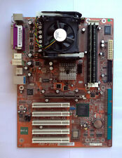 Abit BH7-E Motherboard with Pentium 4 2.6GHz SL6PE CPU and 2GB RAM - Test OK!