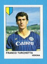 CALCIO FLASH '85-LAMPO-Figurina n.308- TURCHETTA - VERONA -NEW