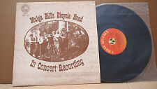 MULGA BILLS BICYCLE BAND IN CONCERT RECORDING ON CANDLE REC. '73 OZ COUNTRY-FOLK